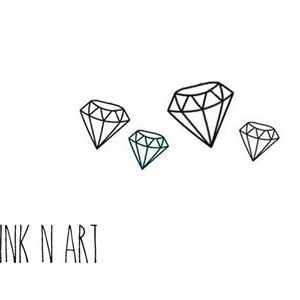 small diamond tattoo - Google Search | TATOO IDEAS ...