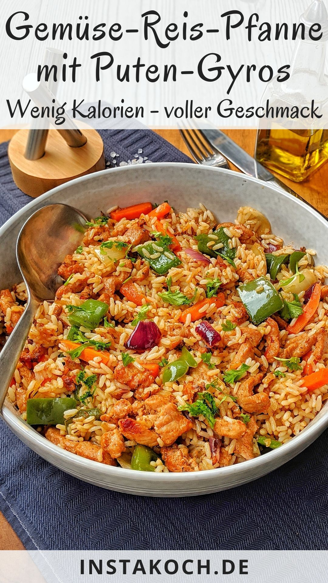 36++ Reis mit wenig kalorien ideen