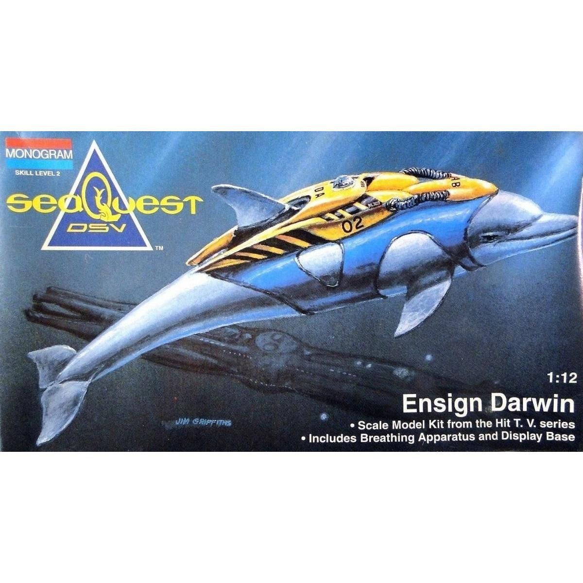 Monogram 1/12 Ensign Darwin model kit   Products   Pinterest   Products