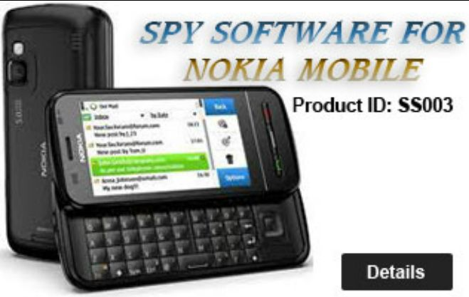 Sure spy phone software for nokia cell phones