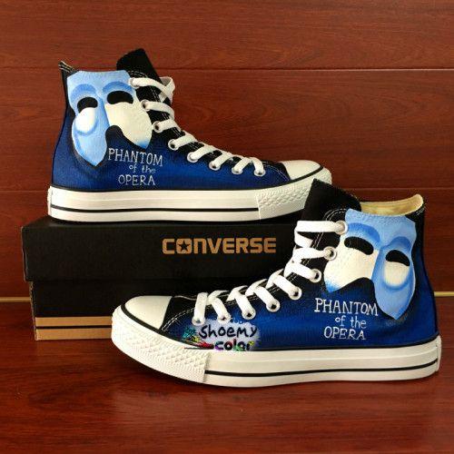 Converse Shoes Phantom of the Opera