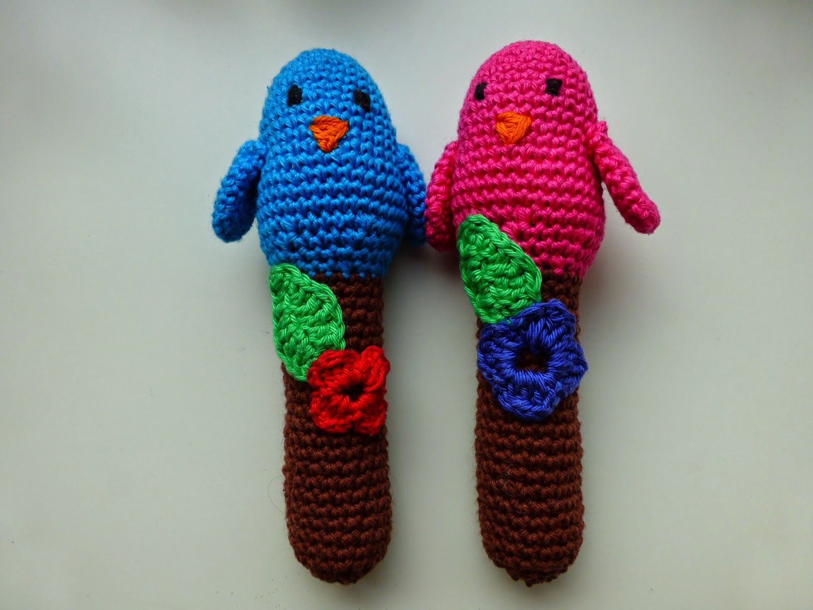 Free crochet pattern for baby rattles   crochet gifts   Pinterest ...
