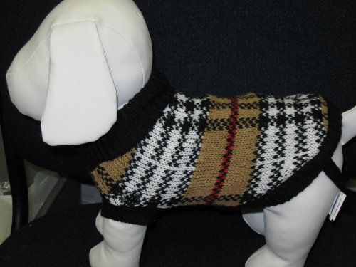 """Dog Sweater Size 16 Measure From Base of Neck to Base of Tail 16""""=Size 16 - http://www.thepuppy.org/dog-sweater-size-16-measure-from-base-of-neck-to-base-of-tail-16size-16/"""