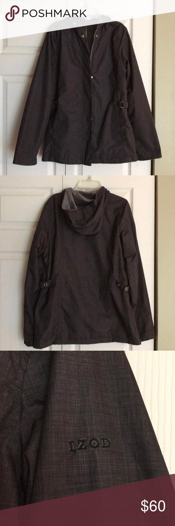 Izod Perform Women S Reversible Coat Size S P Reversible Coat Clothes Design Women [ 1740 x 580 Pixel ]
