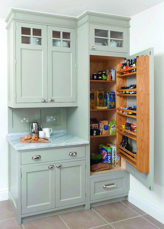 20 Various Kinds Of Section Cupboard Concepts For The Kitchen Space Muebles Para Despensa Diseno Muebles De Cocina Y Diseno De Despensa