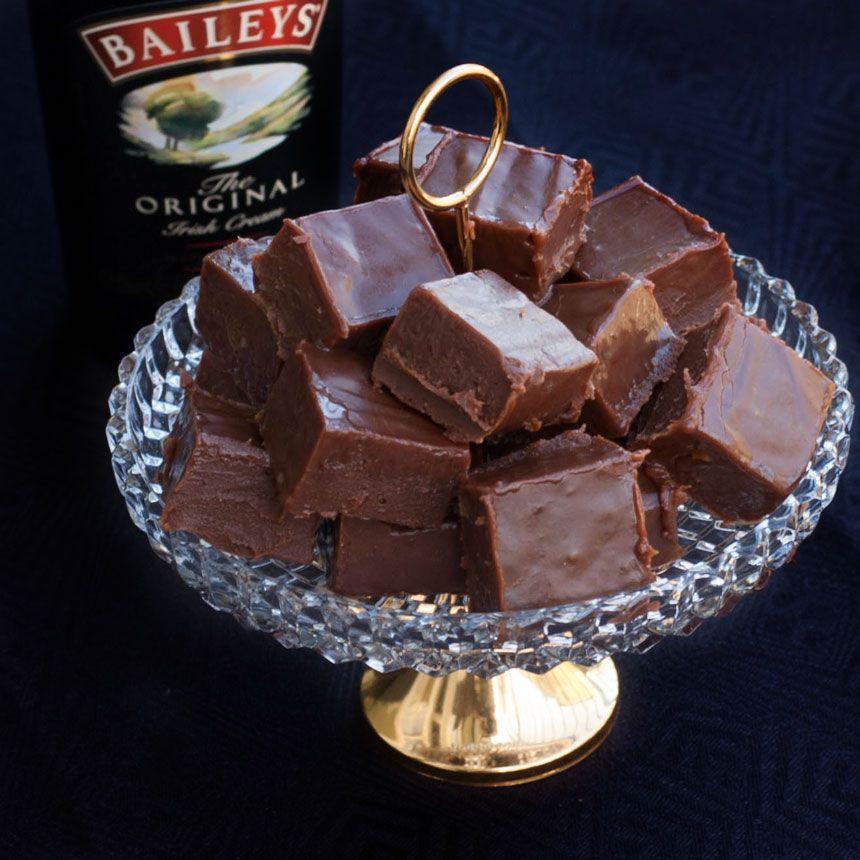 chokladfudge med daimkross