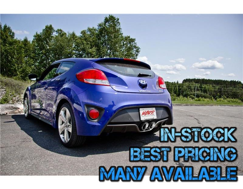 Same Business Day Shipping Mbrp Cat Back For 2013 2016 Hyundai Veloster Turbo Xp Stainless Exhaust System Hyundai Veloster Veloster Turbo Hyundai