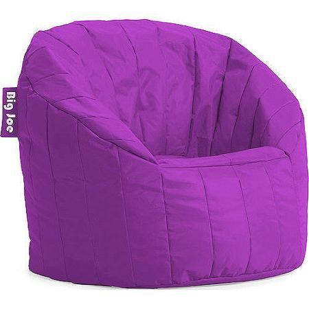 Big Joe Lumin Chair Multiple Colors Walmart Com Bean Bag