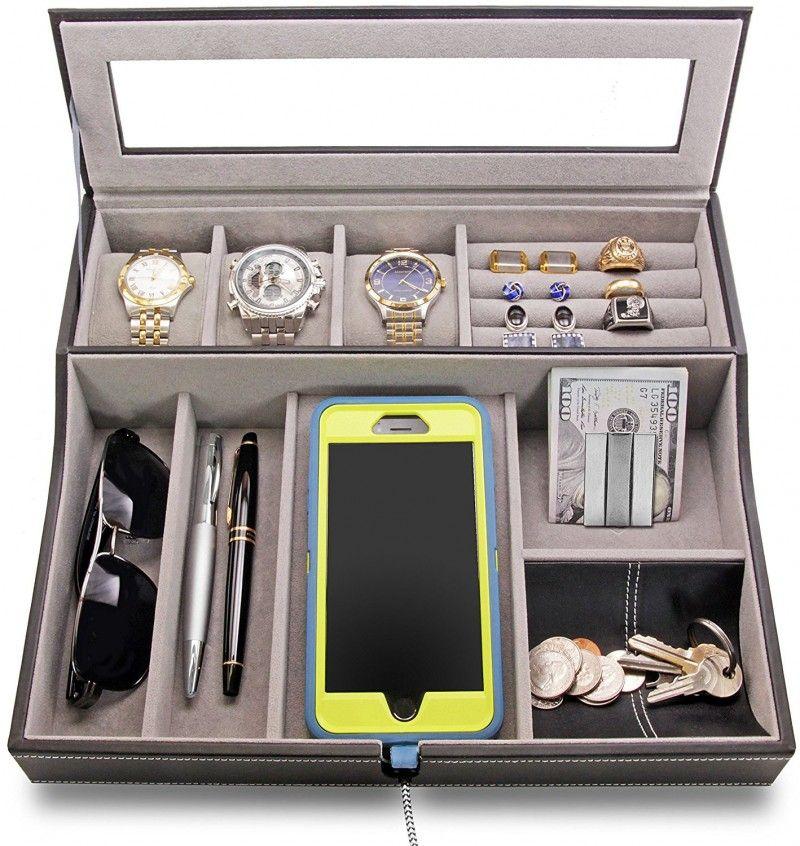 25 Beautiful Men S Jewelry Boxes Zen Merchandiser Mens Jewelry Box Large Jewelry Box Kids Jewelry Box