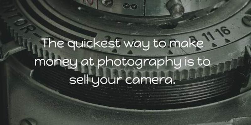 25 Funny Photography Quotes and Sayings for the Pros and Hobbyists
