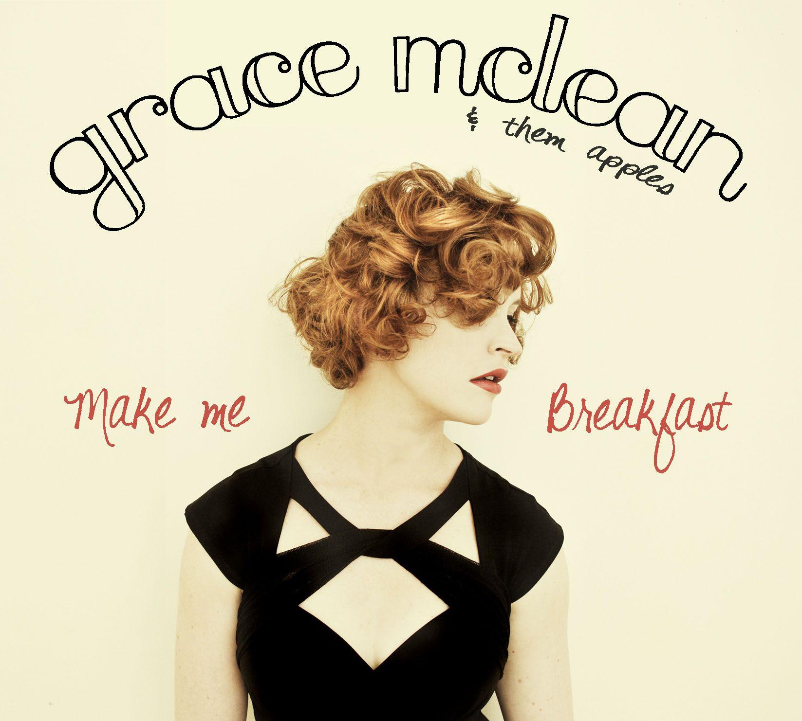 Make Me Breakfast cover art