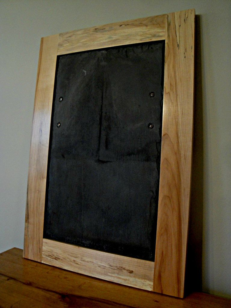 Salvaged Roof Slate Chalkboard By Cantonboxcompany On Etsy 75 00 Slate Roof Tiles Slate Roof Slate