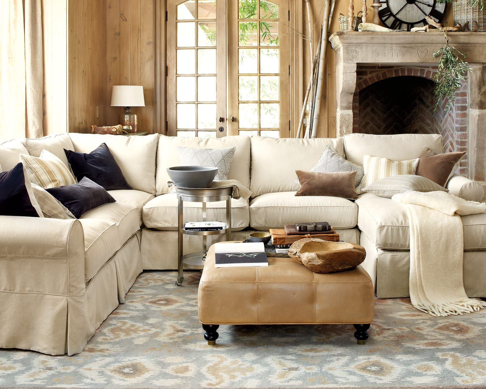 How to Match a Coffee Table to Your Sectional Living