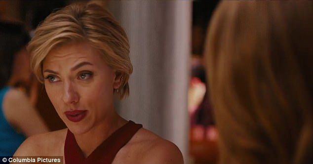 Image Result For Scarlett Johansson Short Hair Rough Night