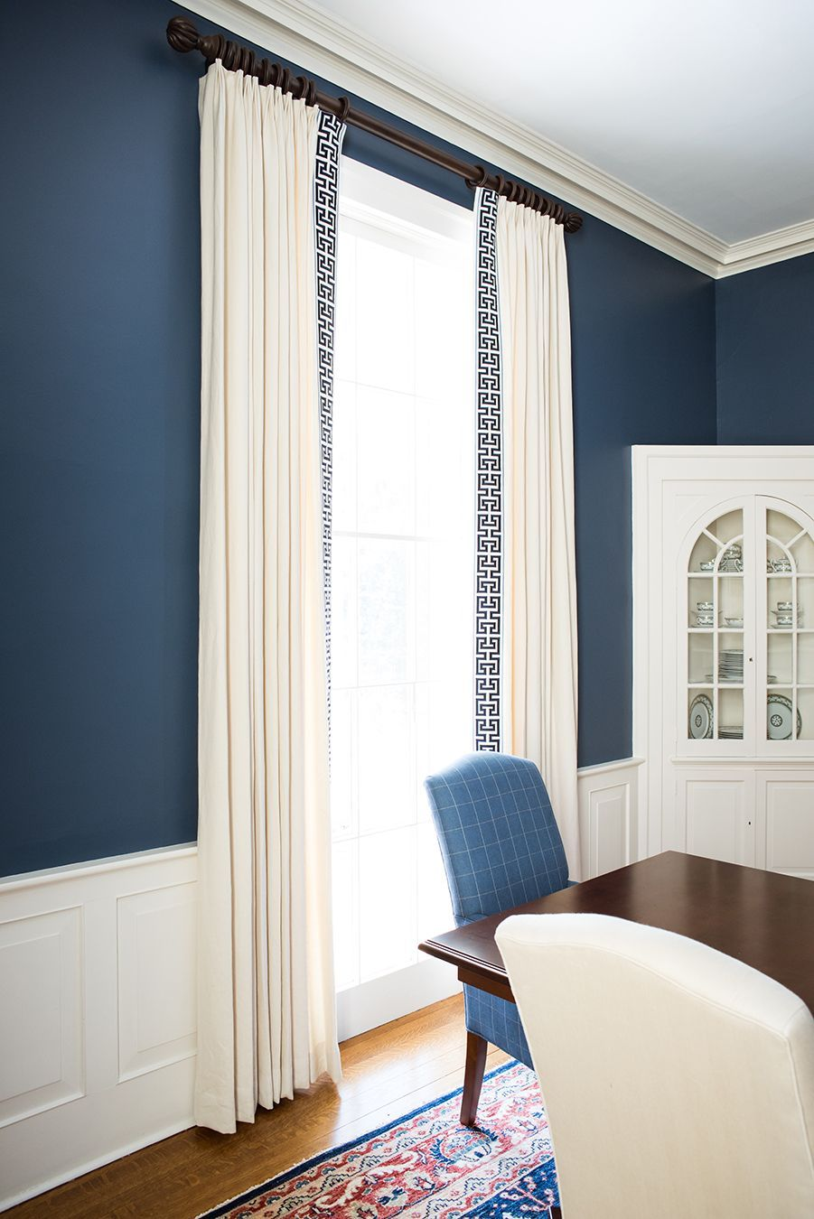 Modern Window Curtain Ideas Trend Dining Room Window Treatments Formal Dining Room Dining Room Windows