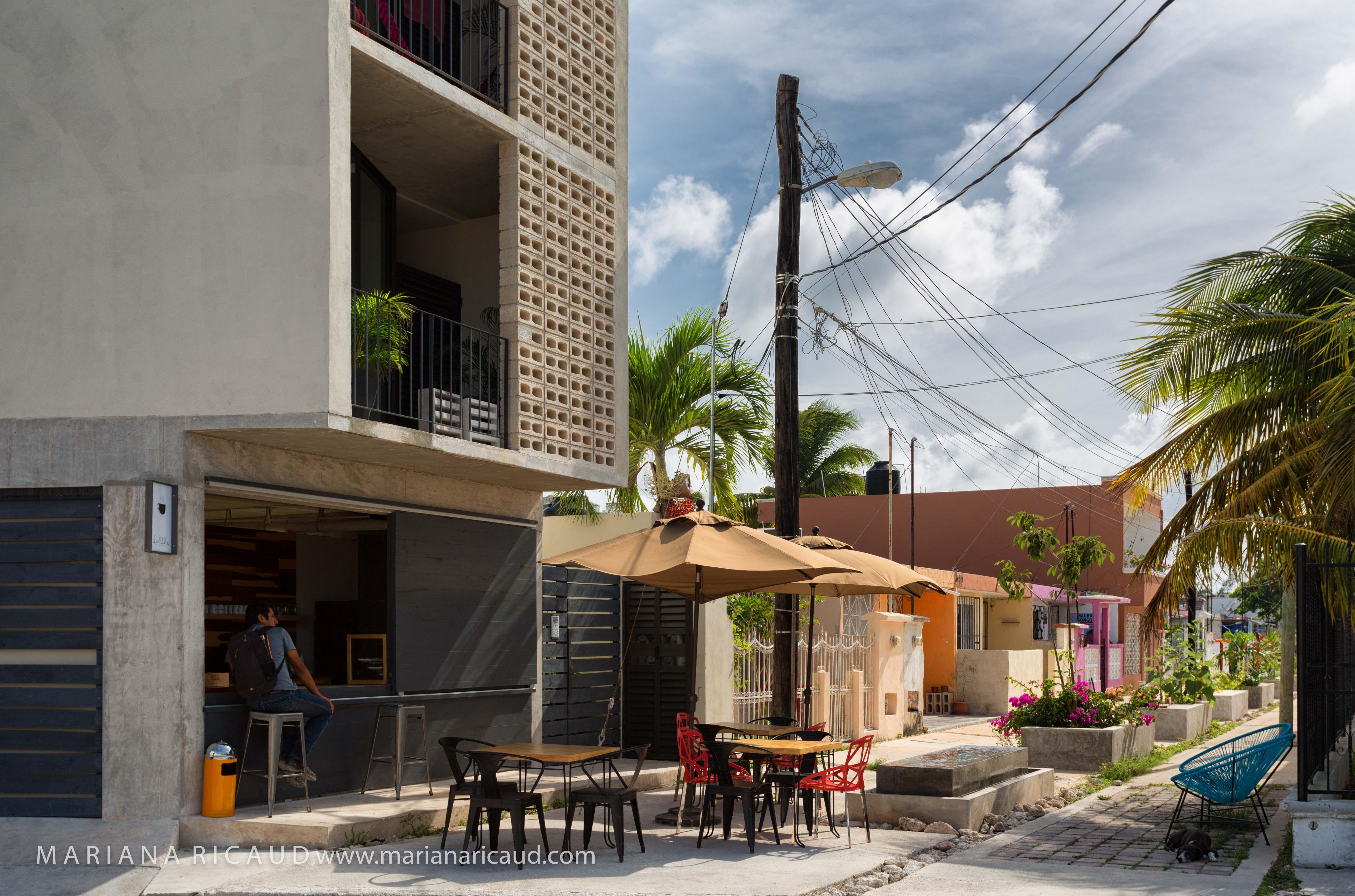 El Huacal pan & café