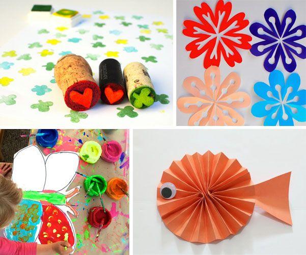 Très 58 Summer Art Camp Ideas | Craft PN61