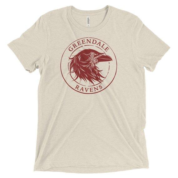 a790b3e1 Chilling Adventures of Sabrina - Greendale Baxter High Ravens Mascot ...