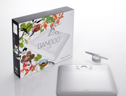 Wacom Tablet Bamboo | from Apple Store