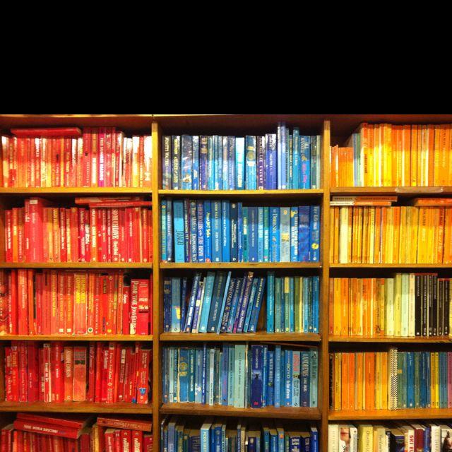 Notting Hill Second-hand Bookshop Basement