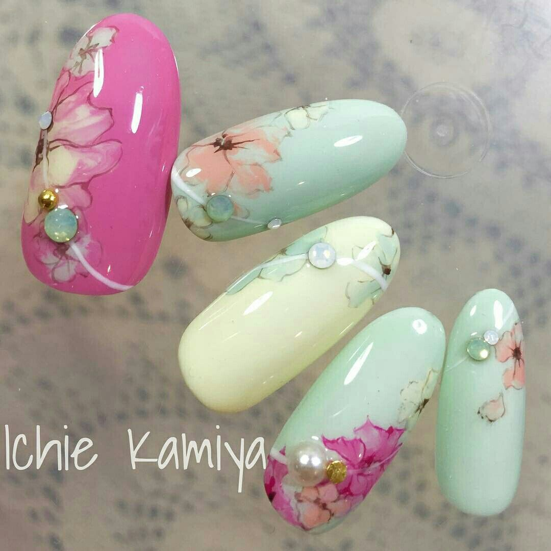 Pin de Tanya en Ногти | Pinterest | Diseños de uñas, Arte de uñas y ...