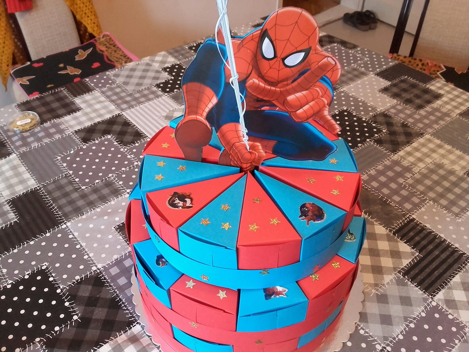 Torta od papira Paper cake Pinterest