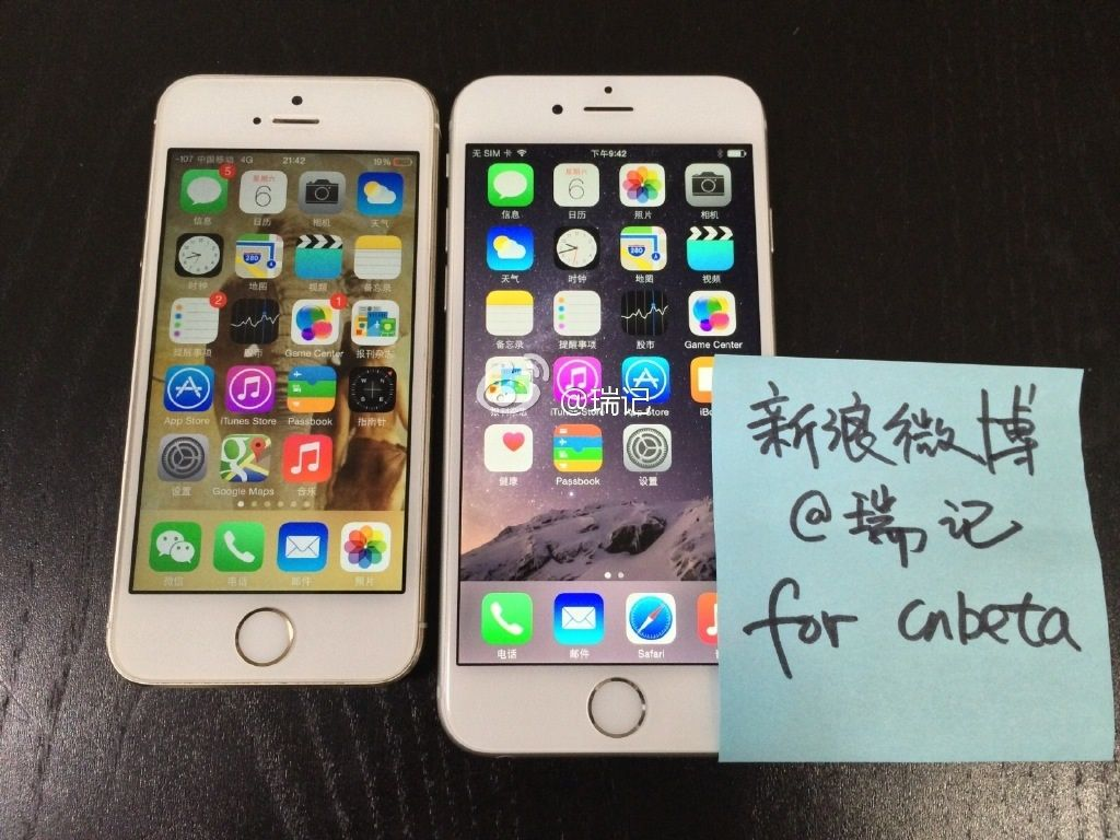 Purported working iPhone 6 suggests Passbook will be Apple's