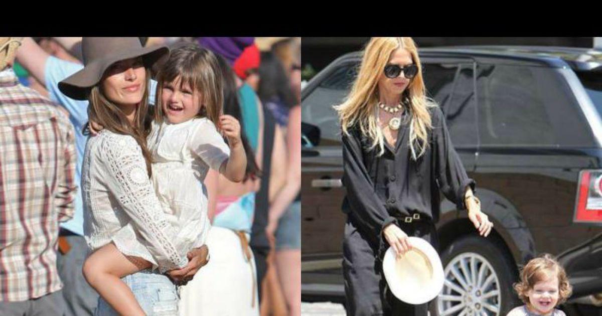 Estilo é com elas. As mães mais 'in' de Hollywood | SAPO Lifestyle