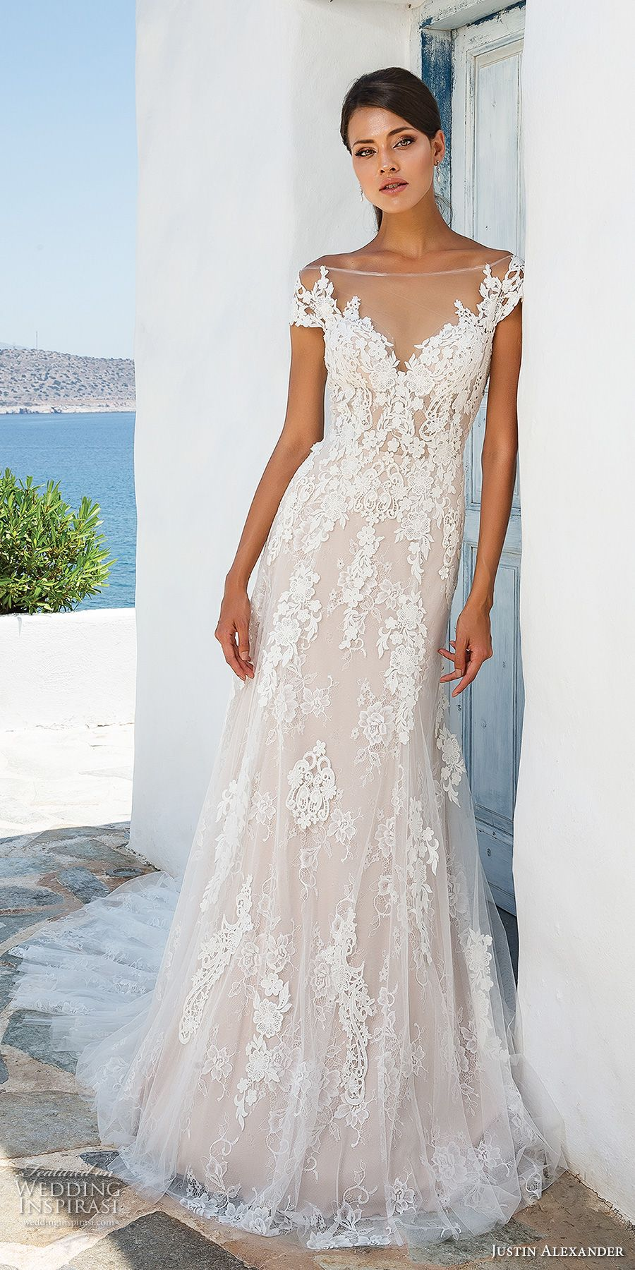 Justin alexander wedding dresses  Justin Alexander  Wedding Dresses  Oh do I do  Pinterest