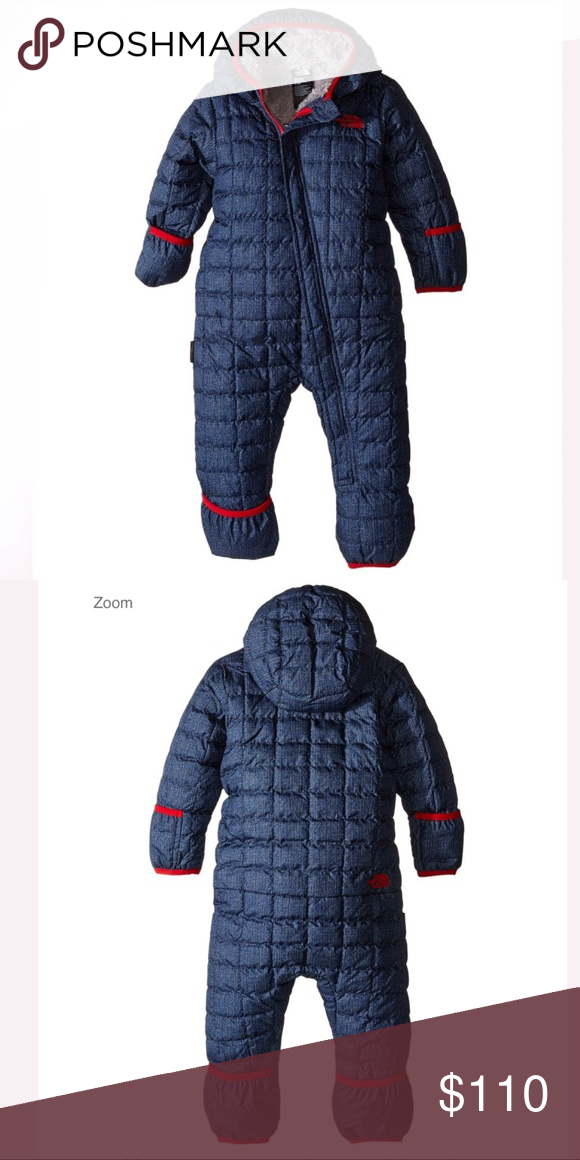 82e149bb7 The North Face Thermoball Bunting snow suit 18-24 In very good ...
