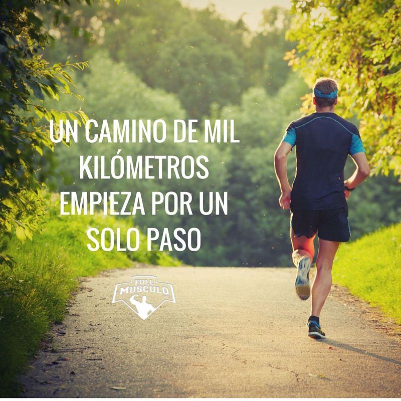 Atrévete a dar el primer paso que te llevará a una aventura de toda la vida