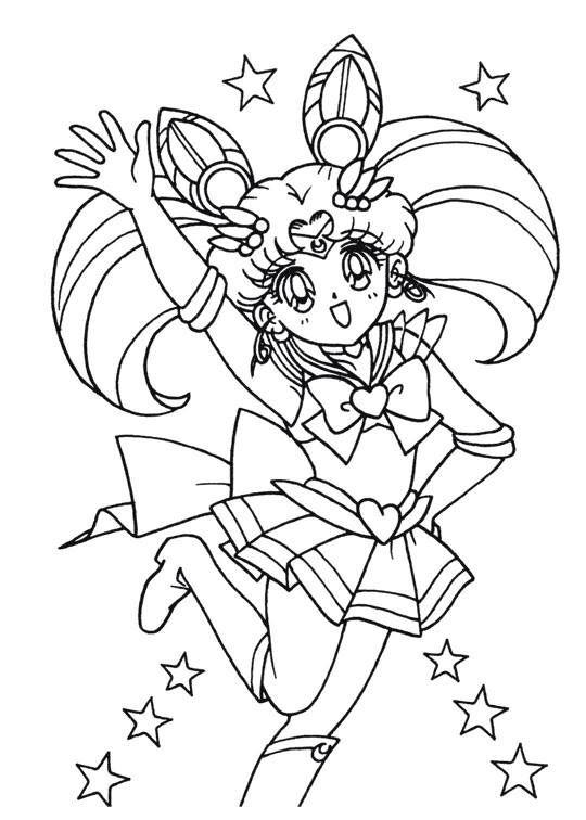 Sailor Moon Series Coloring Pages Super Sailor Chibi Moon Sailor Moon Coloring Pages Moon Coloring Pages Cool Coloring Pages