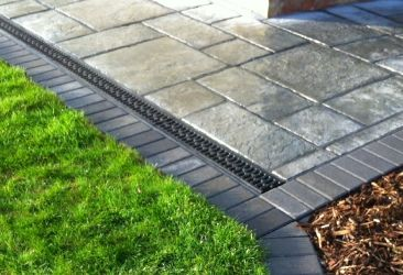 DRAINAGE SYSTEMS | SOAK AWAY | FRENCH DRAINS | PATIO DRAINAGE | SERVICES  GWYNEDD NORTH WALES