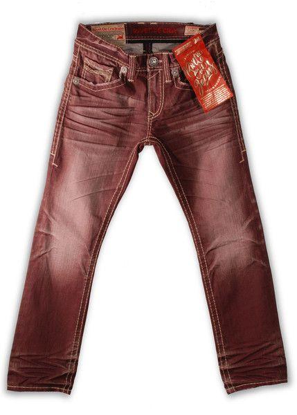 - Rivet De Cru Jeans Premium Denim