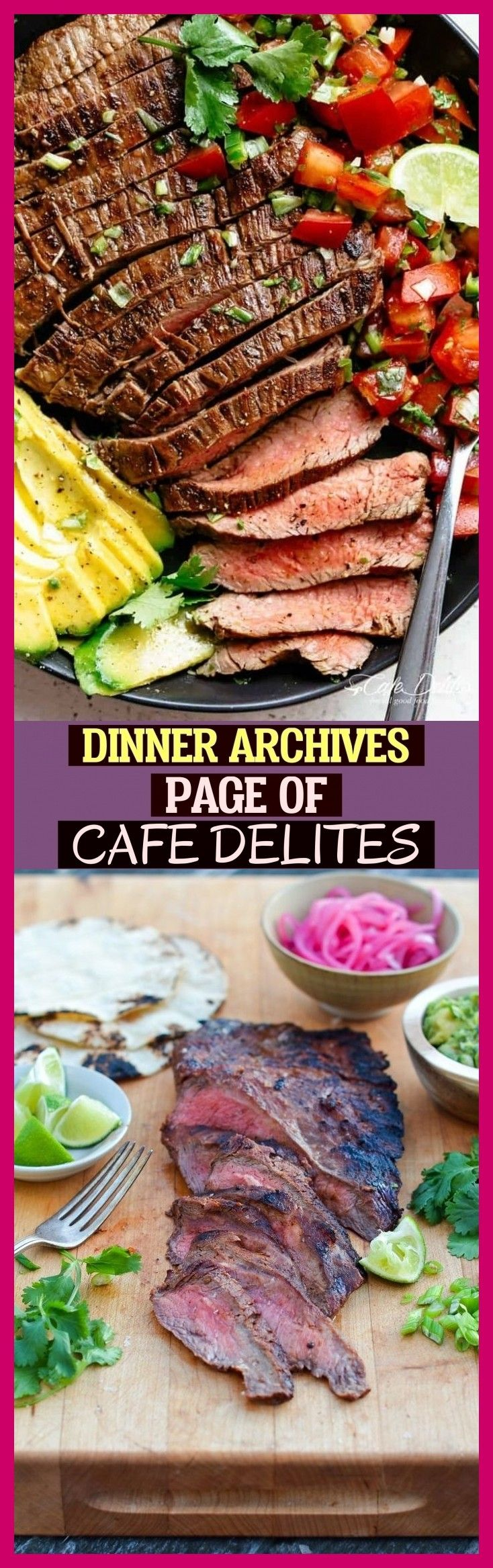 Dinner Archives - Page Of - Cafe Delites