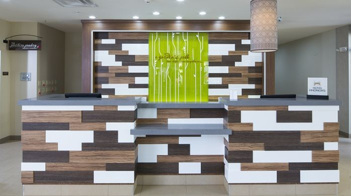 Hilton Garden Inn Longview Hotel, TX - Reception Desk   Commerical ...