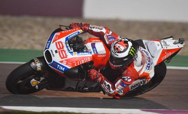 Lorenzo Zelim Da Ostanem Pozitivan Bez Obzira Na Sve Ducati Motogp Football Helmets