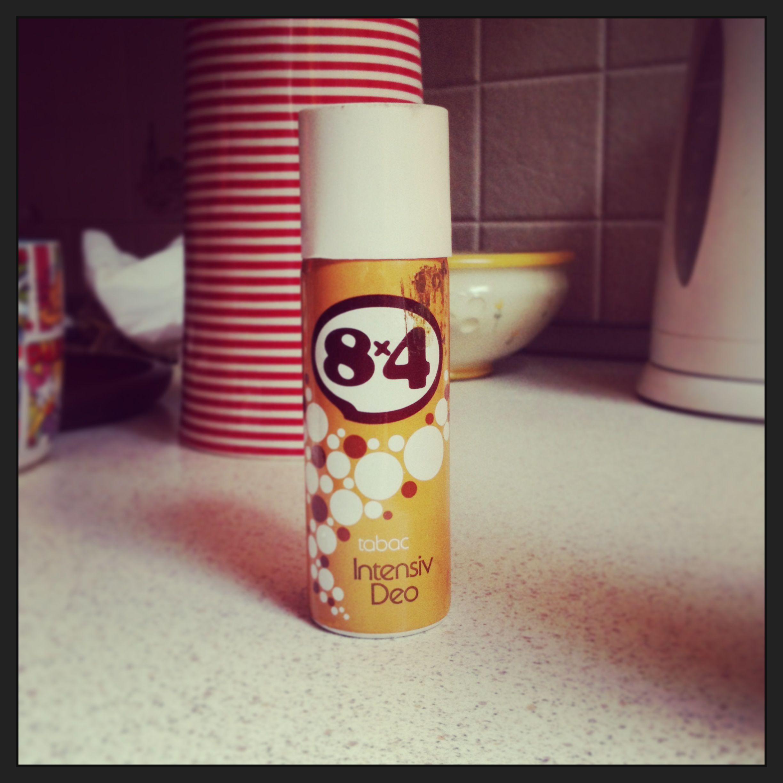 8x4 dezodor apukame volt es meg van benne