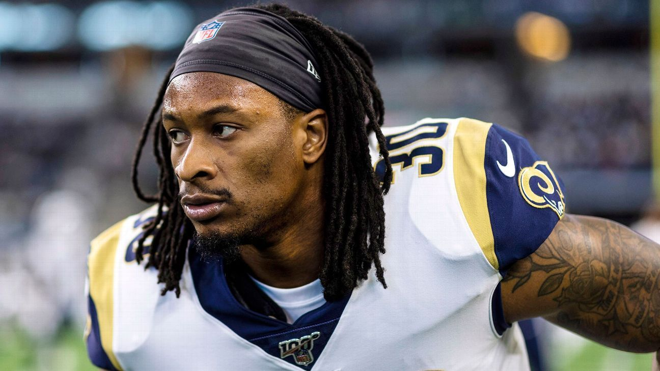 Cap Strapped Rams Release Gurley Matthews In 2020 32 Nfl Teams Nfl Nfl News