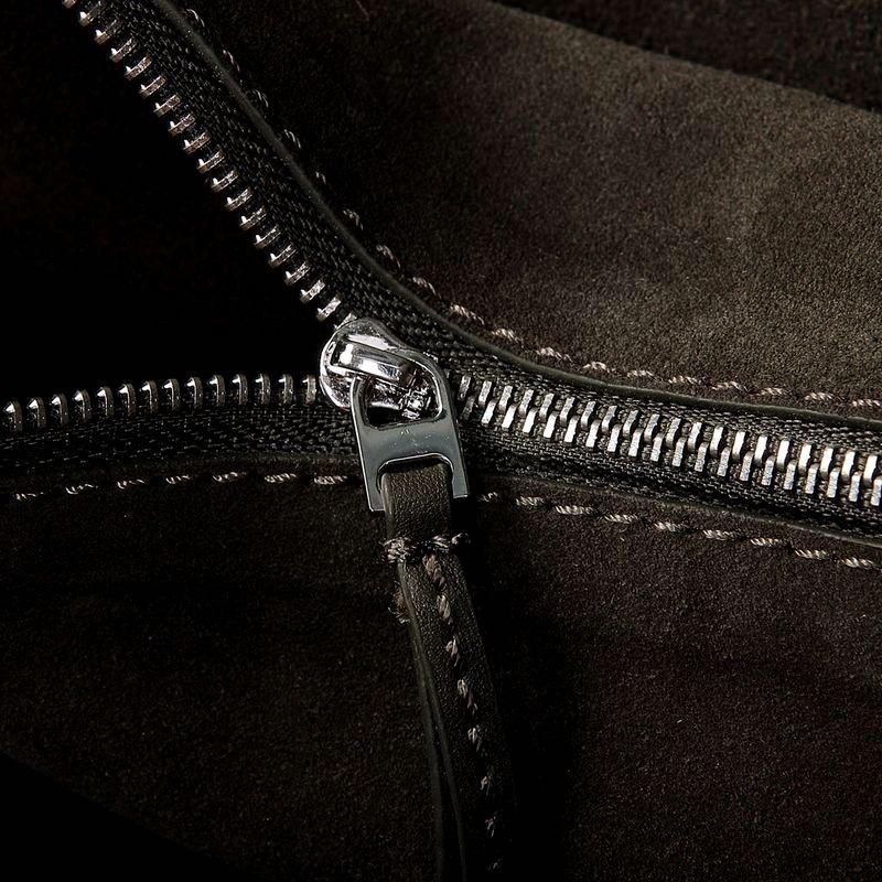 16955db11727 low-cost Celine Original Leather Shoulder Bag Dark Green 3355 8 on sale  online