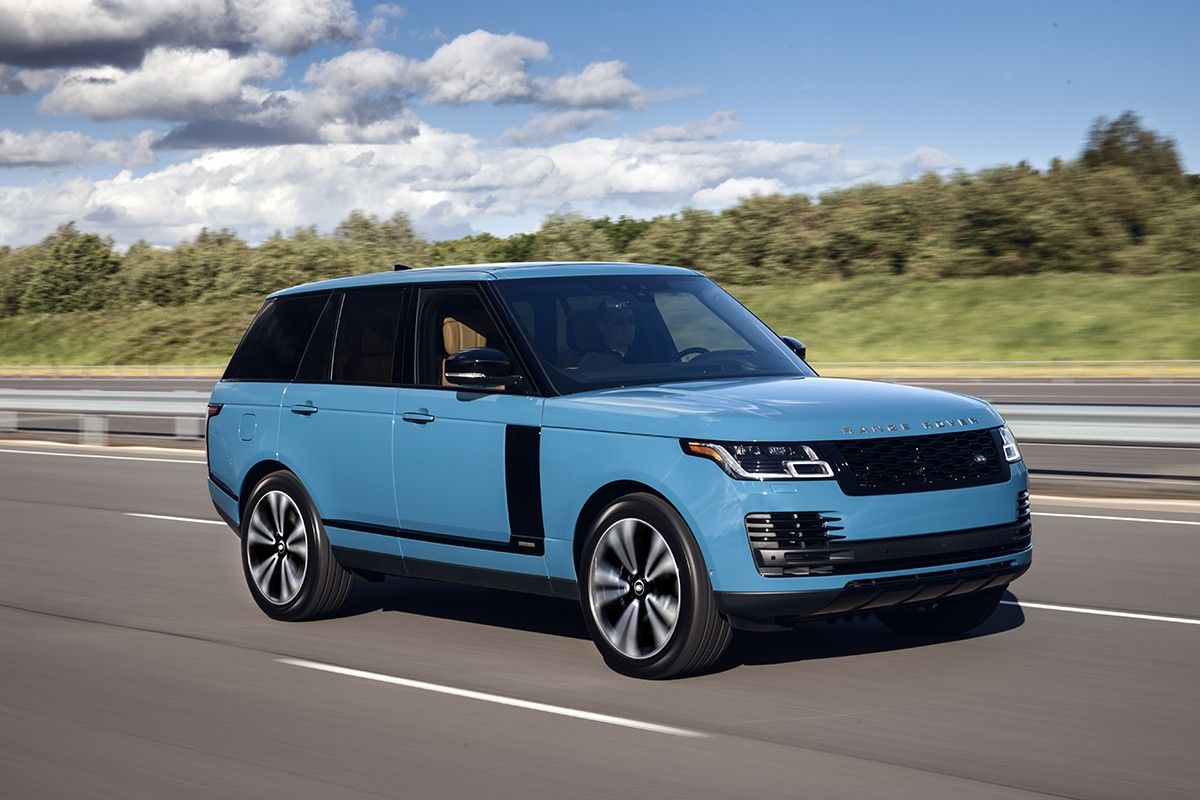 Photo of Range Rover Celebrates 50 Years With New Limited Edition