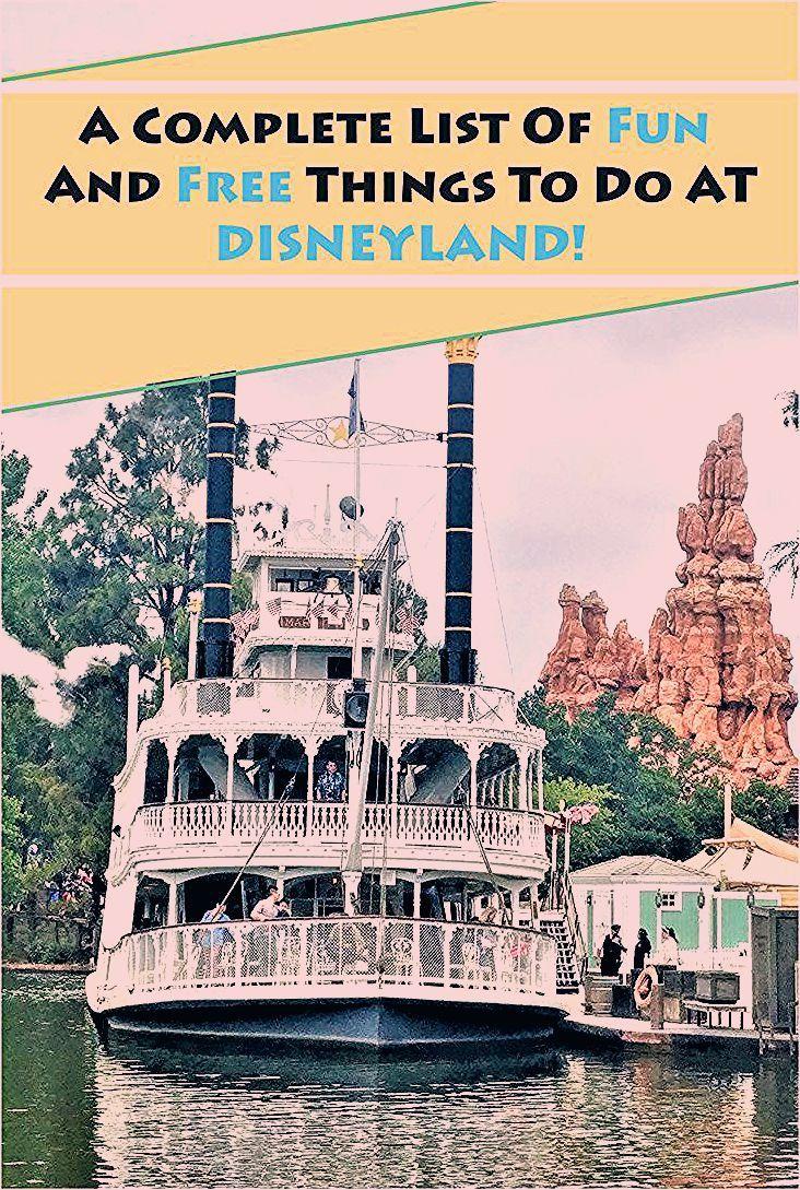 Photo of Free Fun at Disneyland!