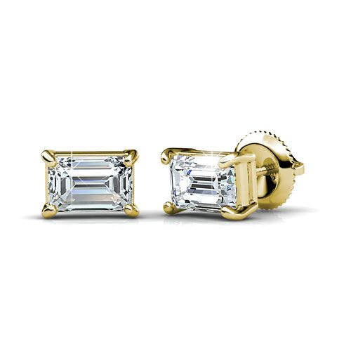 Diamond Stud Earrings Are Available In The Market Spite Of Jewelry Design Being Attractive And Unique One Can Still Get Them At An