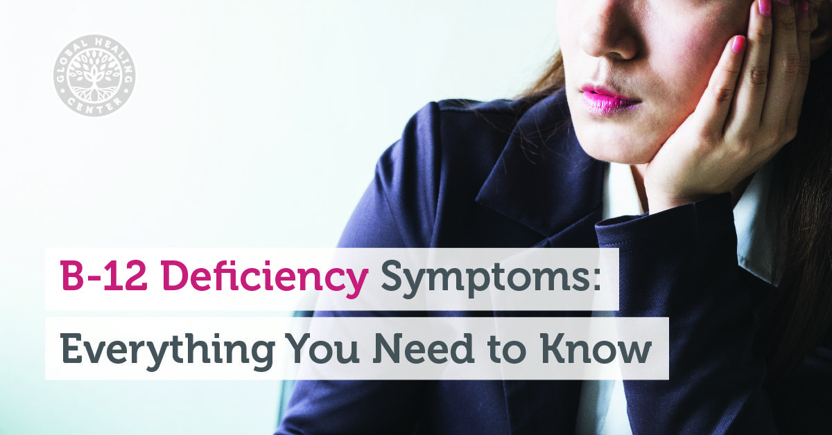 Did you know vitamin B12 deficiency is more common than what you think? Learn here about the causes, symptoms, and the importance of B12.