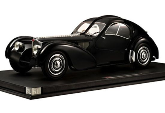 Amazing car from the Raulph Lauren collection.