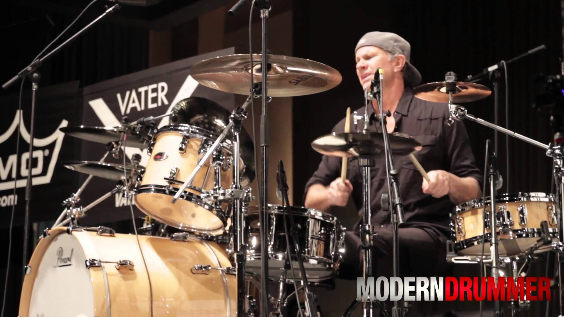 Red Hot Chili Peppers Drummer Chad Smith Solo Excerpt From Pasic