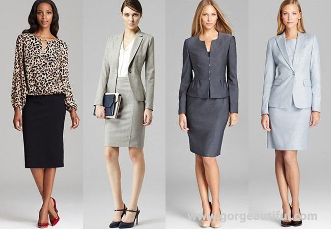 article the business attire