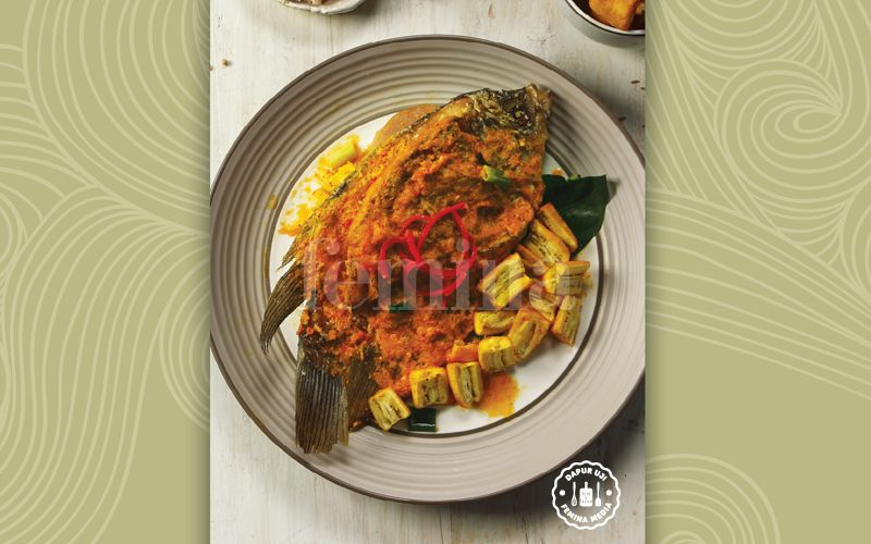 resep ikan santan goroho resep ikan resep makanan Resepi Pisang Goreng Thai Enak dan Mudah