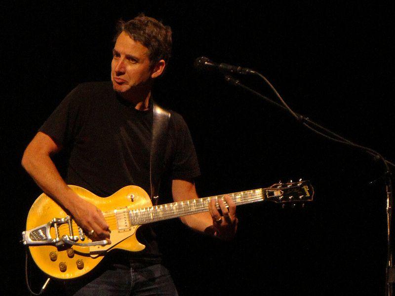 Stone Gossard | Pearl Jam - Ziggo 1 - 6/16/14