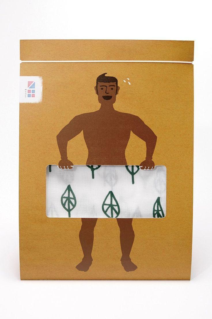 Gauze of Menpu Masda | Clever Cardboard Packaging Design Inspiration | Award-winning Packaging Design | D&AD
